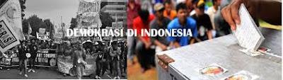 Sejarah Demokrasi Yang Dilaksanakan Di Indonesia