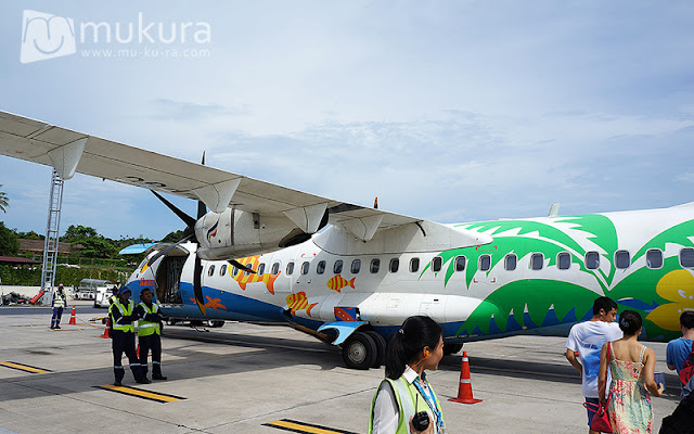 วิธีการเดินทางไปเกาะสมุย
