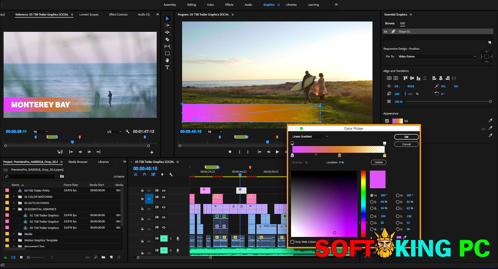 Adobe Premiere Pro CC 2019 Latest Version Free Download ...