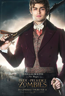 douglas booth,傲慢與偏見與殭屍,Pride and Prejudice and Zombies