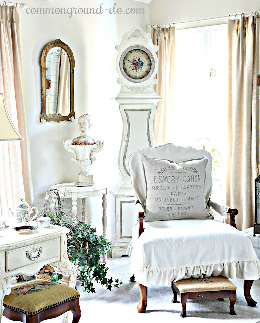 Common Ground Rustic French Fall Decor