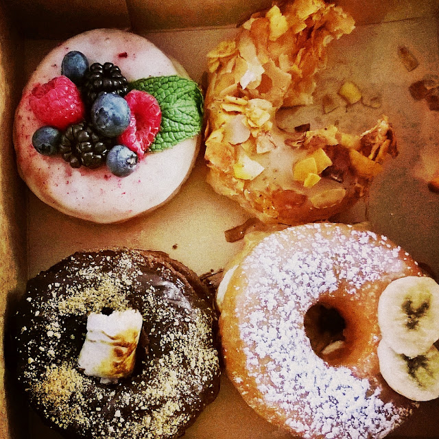 Donut Friend. See more pics at growinguphui.blogspot.com