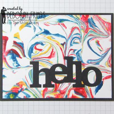 Hello sq - photo by Deborah Frings - Deborah's Gems