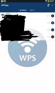 WPSapp não deixe o Wps ativado