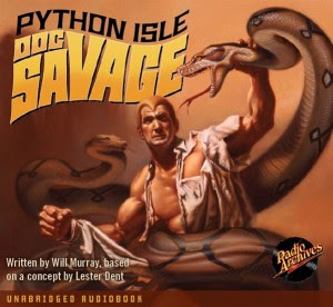 ALL PULP: Reviews from the 86th Floor: Barry Reese Reviews Python