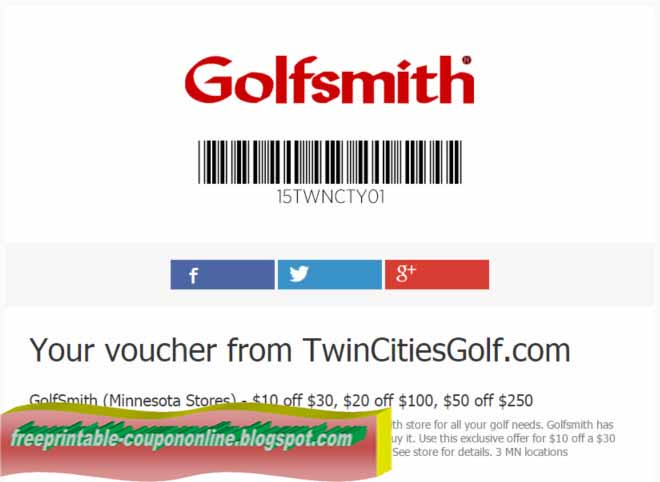 picture relating to Golfsmith Printable Coupons referred to as Golfsmith printable coupon code : Discount coupons ritz crackers