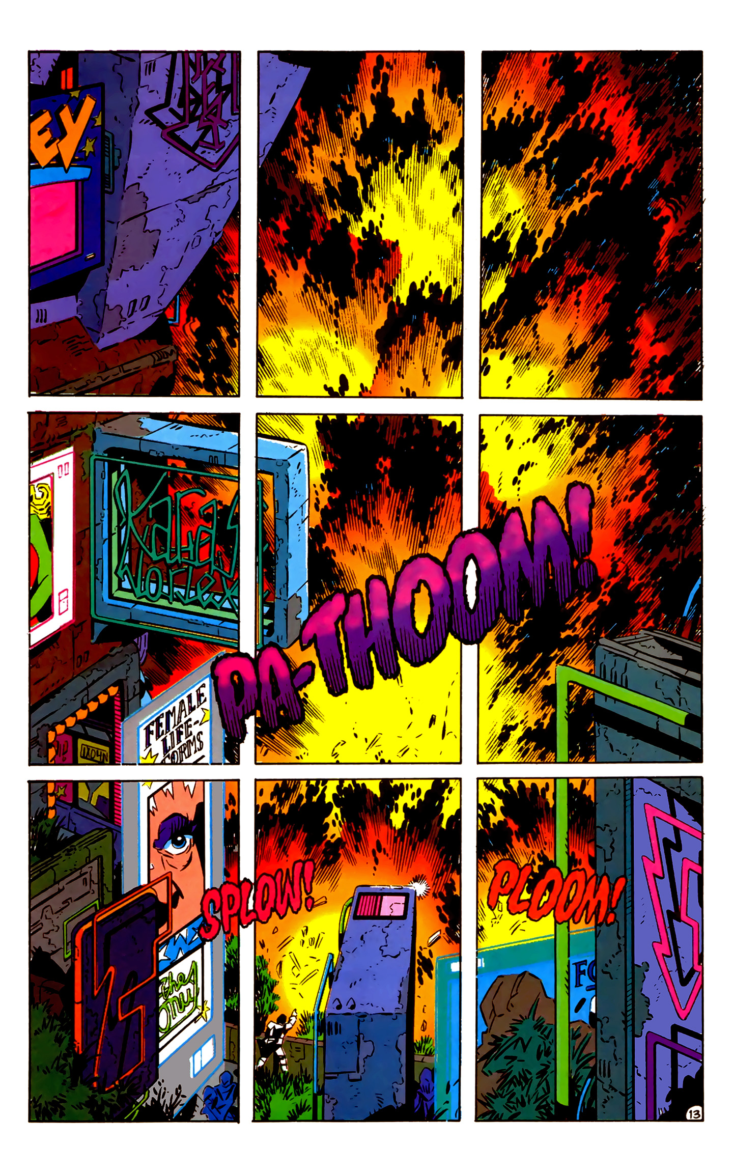 Legion of Super-Heroes (1989) 2 Page 14