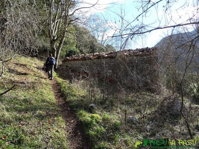 Sierra de Juan Robre: Cabaña de Copacenti