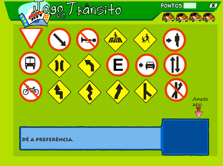Amado Informática Educacional 2018: DIA DO TRÂNSITO - 25 DE SETEMBRO CV72