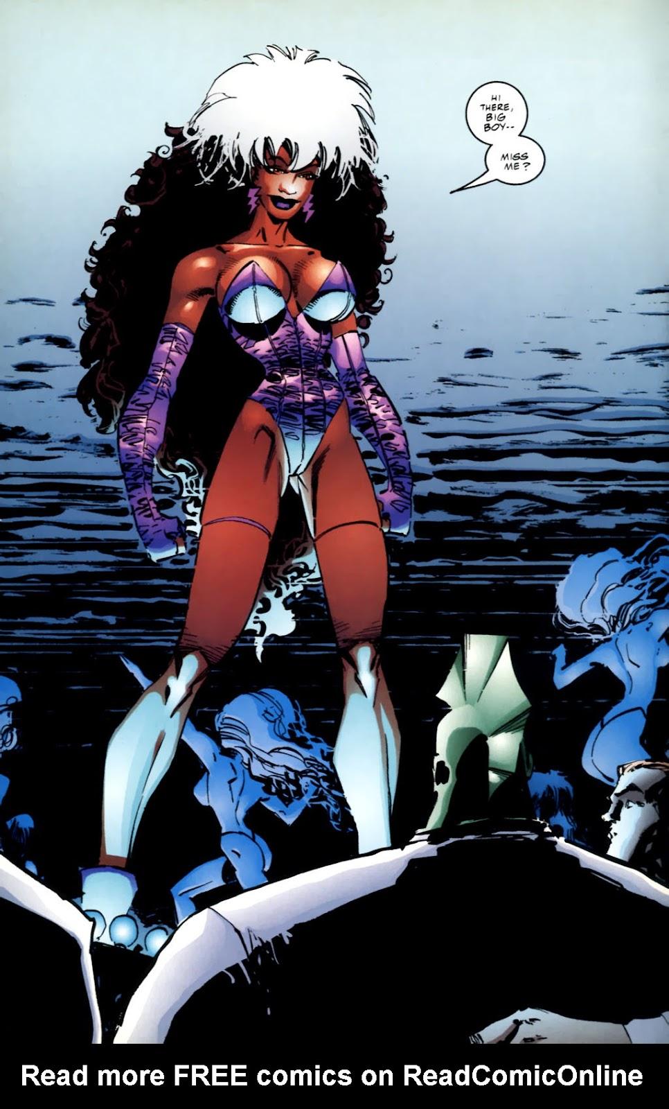 The Savage Dragon (1993) Issue #61 #64 - English 13