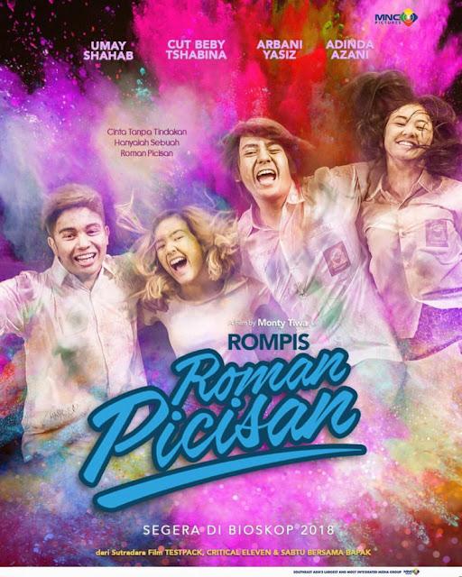 """Segera Rilis, Inilah 4 Punggawa Film """"Roman Picisan The Movie 2018"""""""