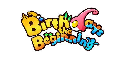 birthdays beginning logo