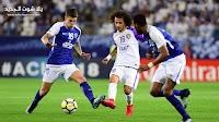 الهلال السعودي يحقق الفوز على نادي العين الامارتي  ويصل الى ثمن نهائي دوري أبطال آسيا