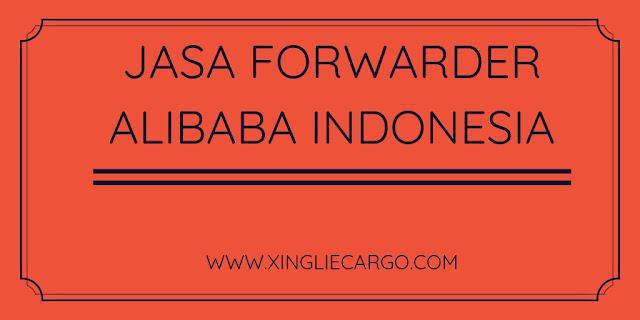 jasa forwarder alibaba