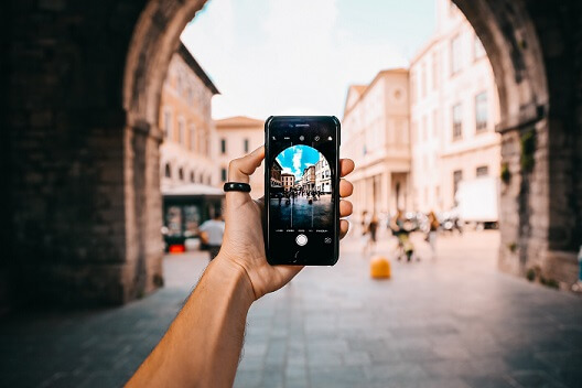 Redmi Note 4 मोबाइल से Portrait Photo कैसे खींचे