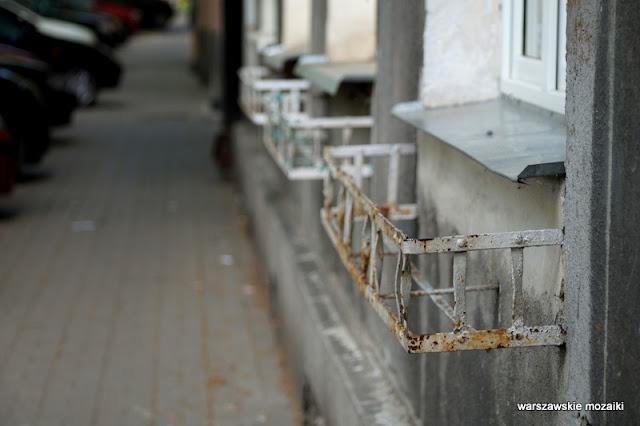 Warszawa Warsaw Stary Mokotów ulice Mokotowa kamienica