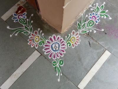 rangoli border design