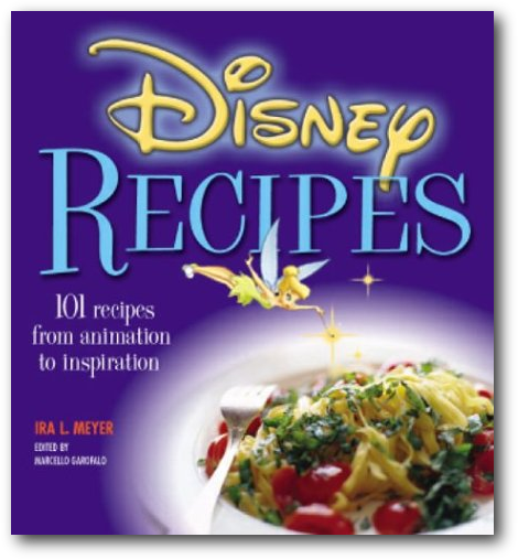 Newest Disney Cookbook Features Best Recipes from Disney ...