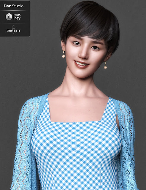 Park HD for Genesis 8 Female