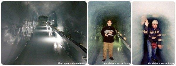 Palacio de hielo, Jungfrau (Suiza)