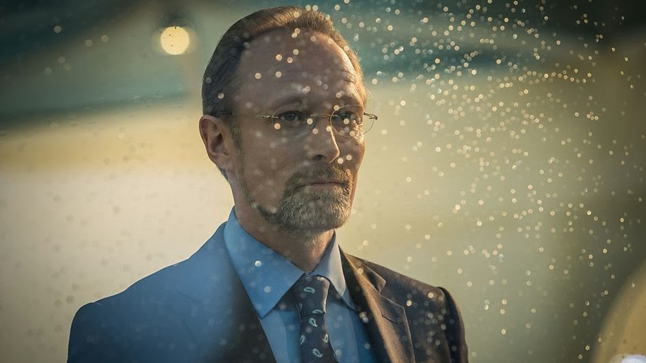 Lars Mikkelsen as Charles Augustus Magnussen in BBC Sherlock Season 3 Episode 3 His Last Vow