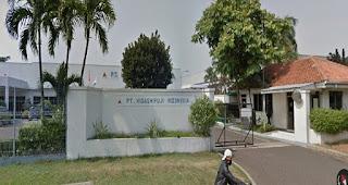 pabrik PT. Higashifuji Indonesia mm2100 cibitung