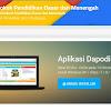 Link Download Aplikasi Dapodik Versi 2018.a (Installer & Updater)