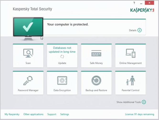 Download Kaspersky Internet Security