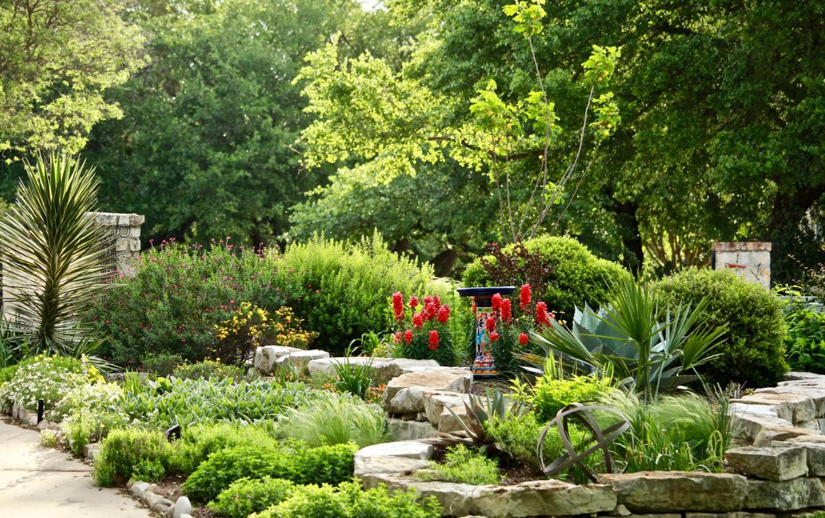 Garden Bloggers Fling: Sharing Nature's Garden at Diana ...