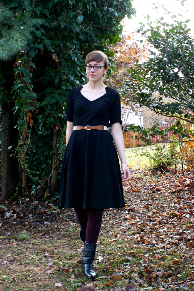 eshakti review of lbd with retro inspiration on stylewiseblog.blogspot.com