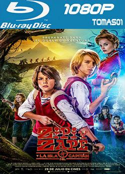 Zipi y Zape y la isla del capitán (2016) BDRip 1080p DTS
