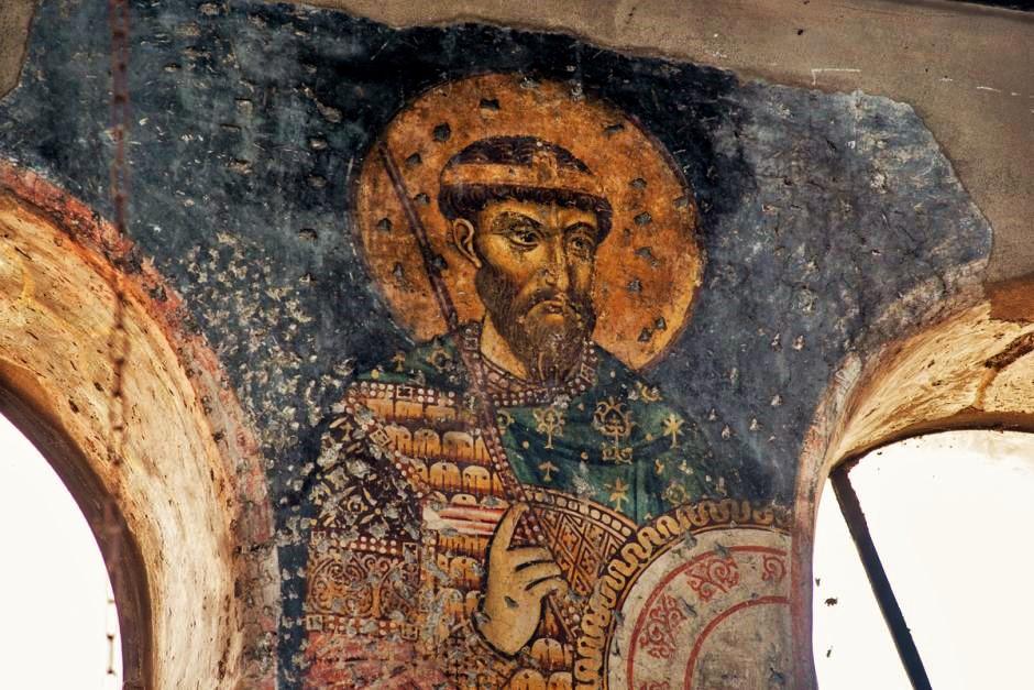 Greek Orthodox Religious Tourism: Παναγία η Κοσμοσώτειρα, Φέρες Εβρου.
