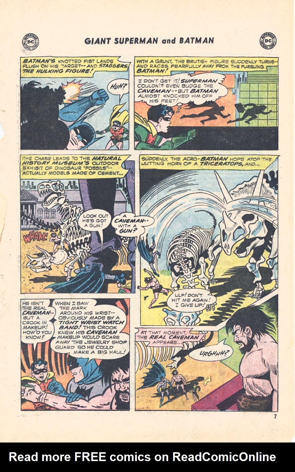Read online World's Finest Comics comic -  Issue #161 - 9