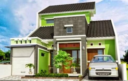 12 Koleksi Rumah Minimalis 2 Lantai Type 36 - Desain Rumah ...
