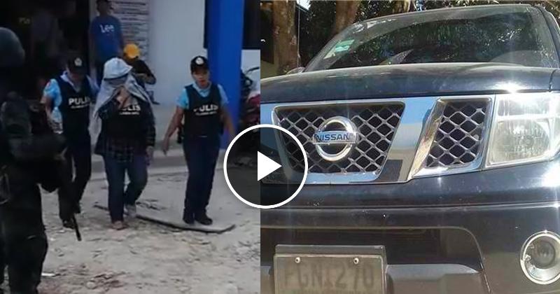 Watch: Bistado ang Babaeng Pulis na Magrerescue sa Abu Sayaf na naipit sa Bohol