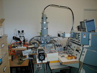 Microscopio elettronico a scansione ambientale (Esem)