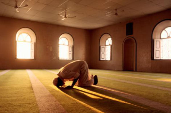 Persiapkan Itikaf Ramadhan kali ini