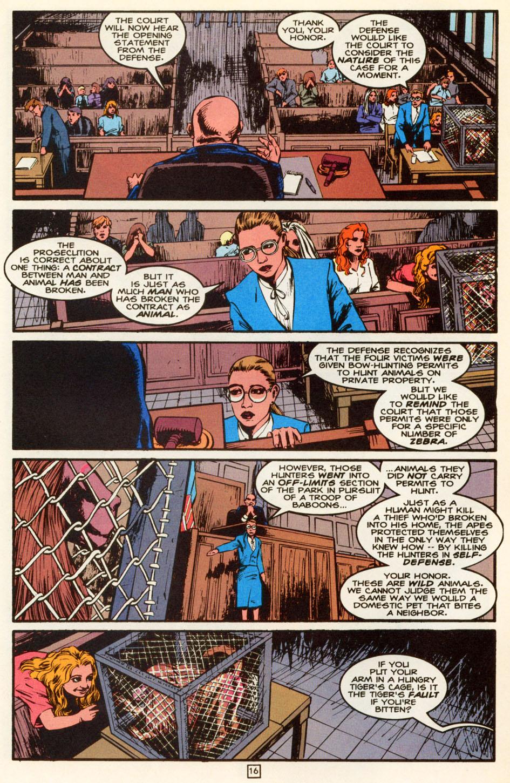 Read online Animal Man (1988) comic -  Issue #83 - 17
