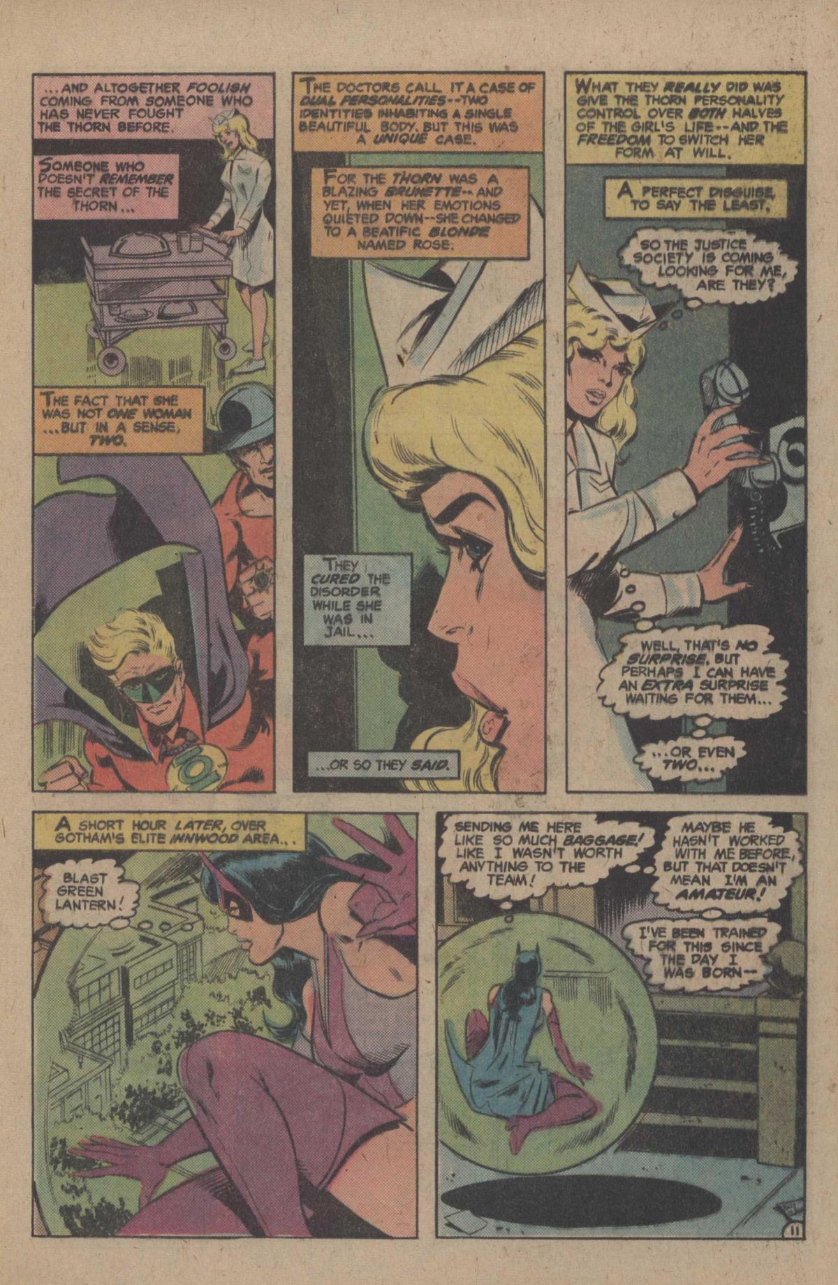 Read online All-Star Comics comic -  Issue #72 - 21