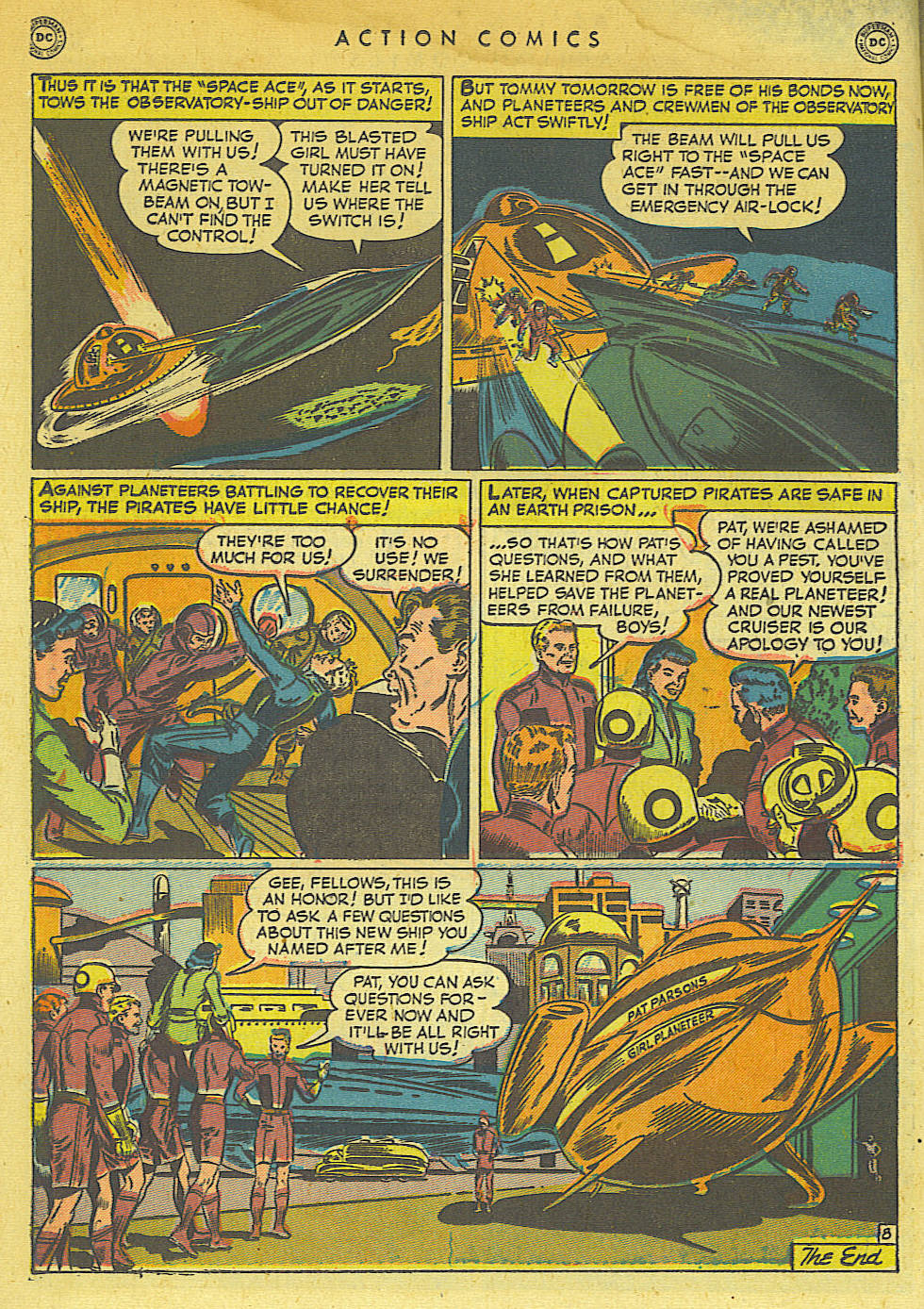 Action Comics (1938) 154 Page 23