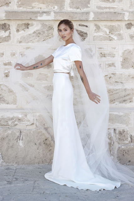 perth bridal wear fashion separates alternative bride australian designer