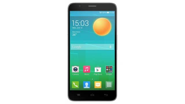 Descargar firmware - rom stock Alcatel OT Flash 6042D