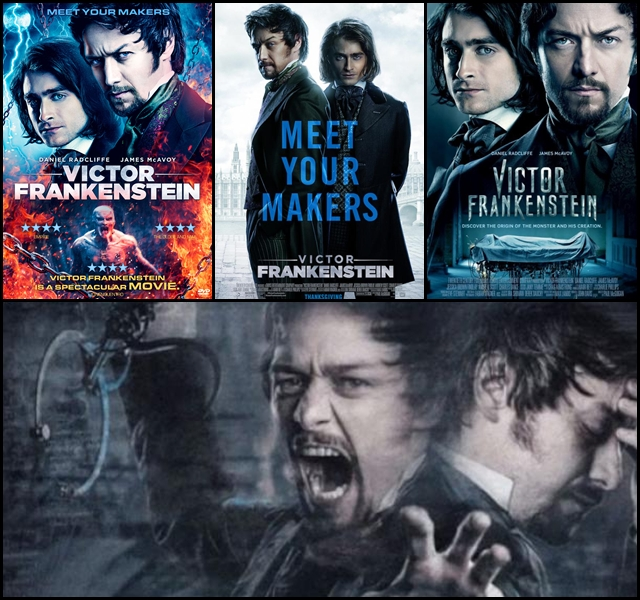 Victor, Frankenstein, Paul McGuigan