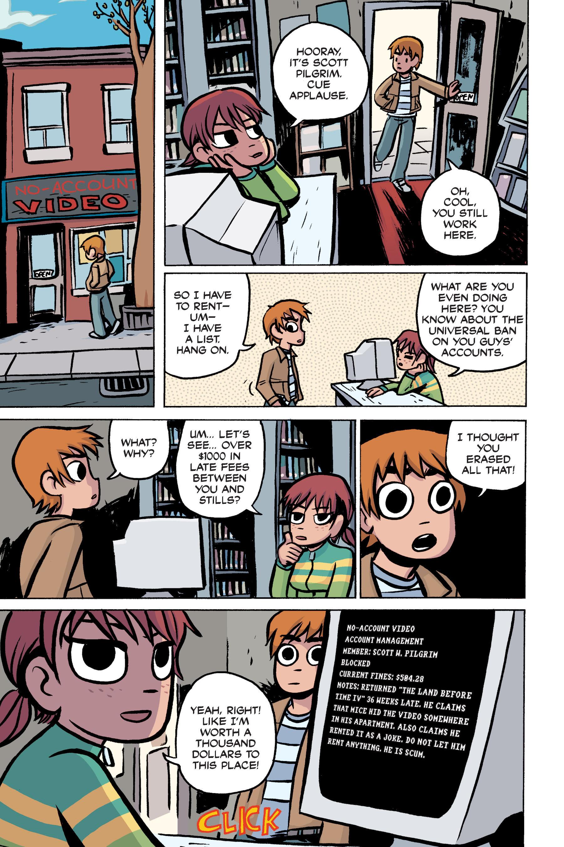Read online Scott Pilgrim comic -  Issue #2 - 65