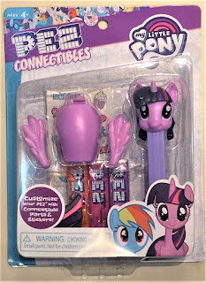PEZ Releases My Little Pony Connectibles