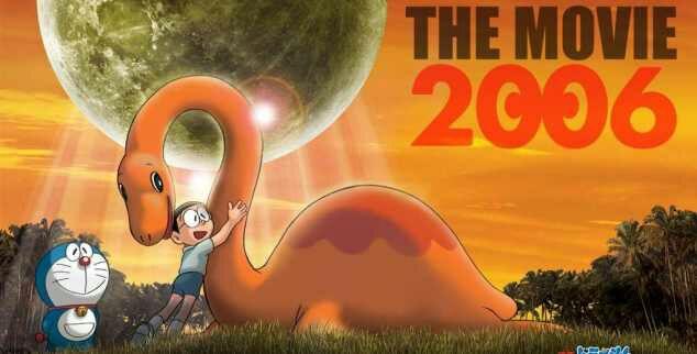 Doraemon Movie 26: Nobita no Kyouryuu 2006 BD Subtitle Indonesia