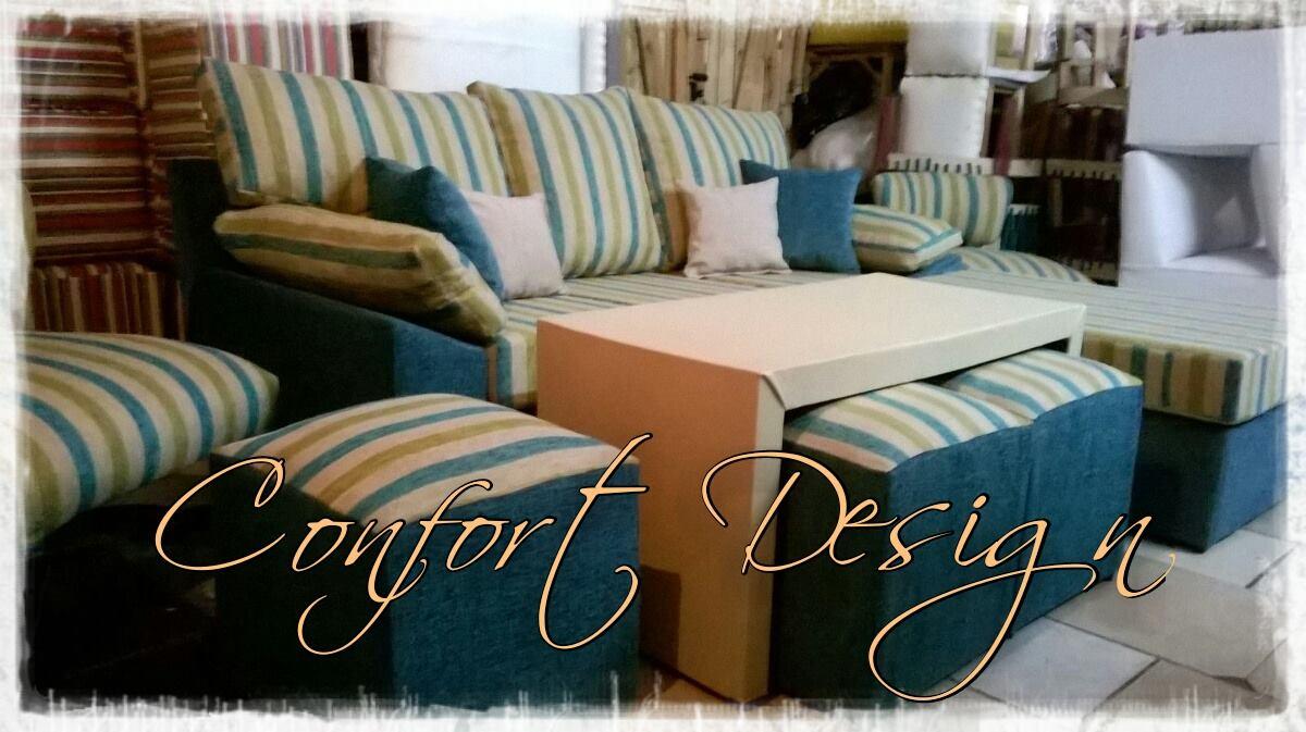 Confort design sillones sillones con camastros for Precios de sillones de living