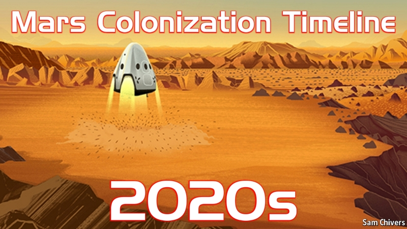 How to Colonize Mars