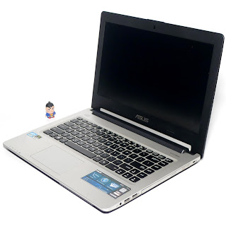 Laptop Design ASUS A46CM Core i5 Double VGA