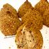 Receita de coxinha de frango com massa de brócolis - Fit e Low Carb!